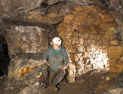 Middlecleugh Mine, Nenthead