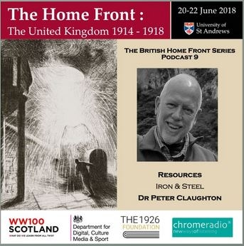 BRITISH HOME FRONT IN THE FIRST WORLD WAR